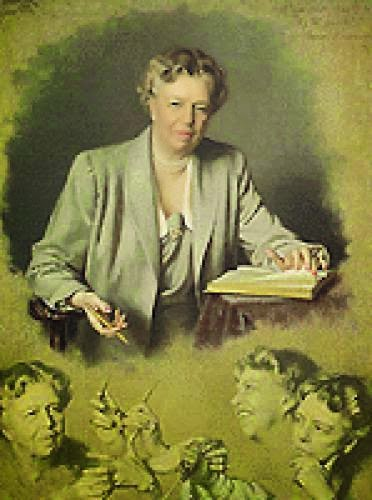 Eleanor Roosevelt One Of The Great People Of The 20Th Century
