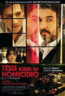 Watch Thesis on a Homicide Online Free in HD