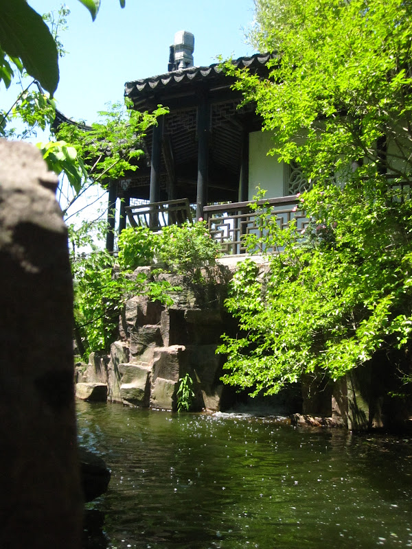 Chinese Scholar's Garden at Snug Harbor