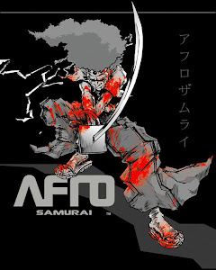 Chiến Binh Afro - Afro Samurai poster