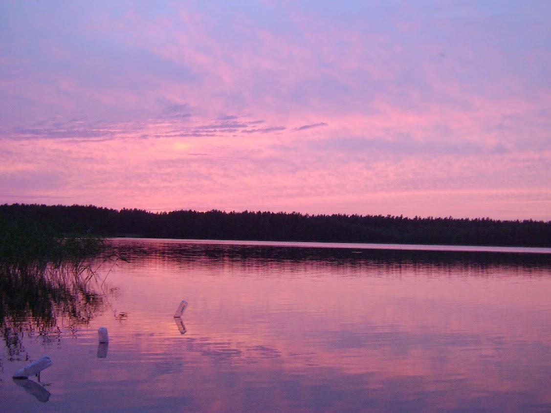 Jezioro Serwy, Podlasie