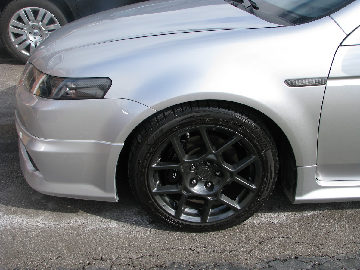 Acura Tl Wheels >> Replica Oem 2007 Base Rims On Ebay Any Good Acurazine