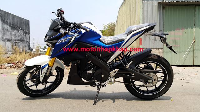 Yamaha MT-15 ( M-Slaz )