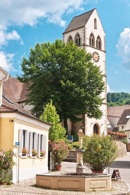 Kirche in Britzingen