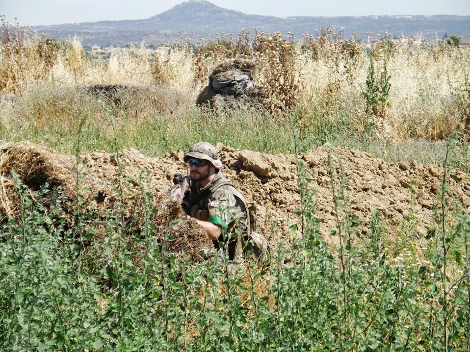 """Fotos de """"THE FINAL WAR"""". La Granja. 23-06-13 PICT0067"""