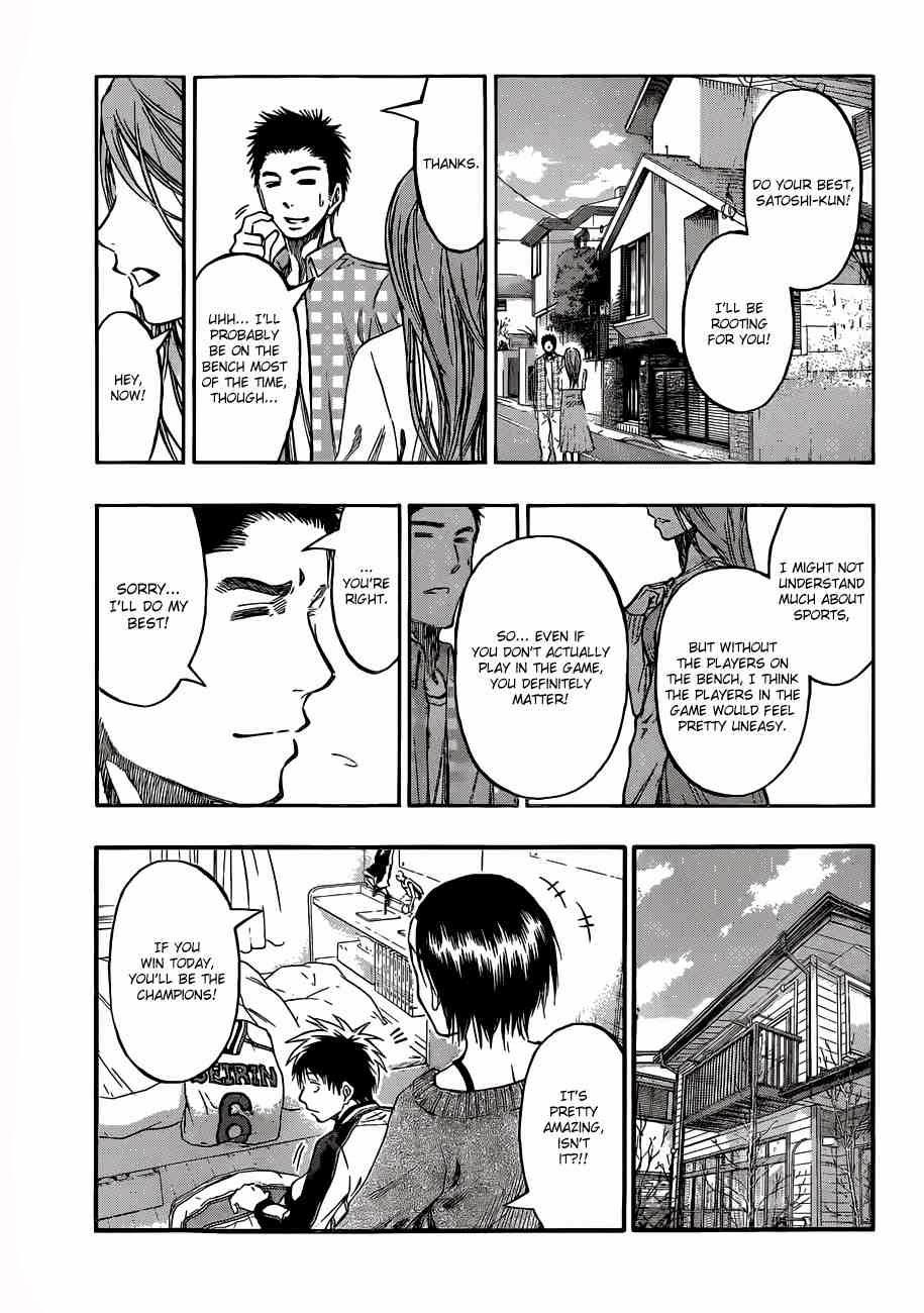 Kuroko no Basket Manga Chapter 229 - Image 08