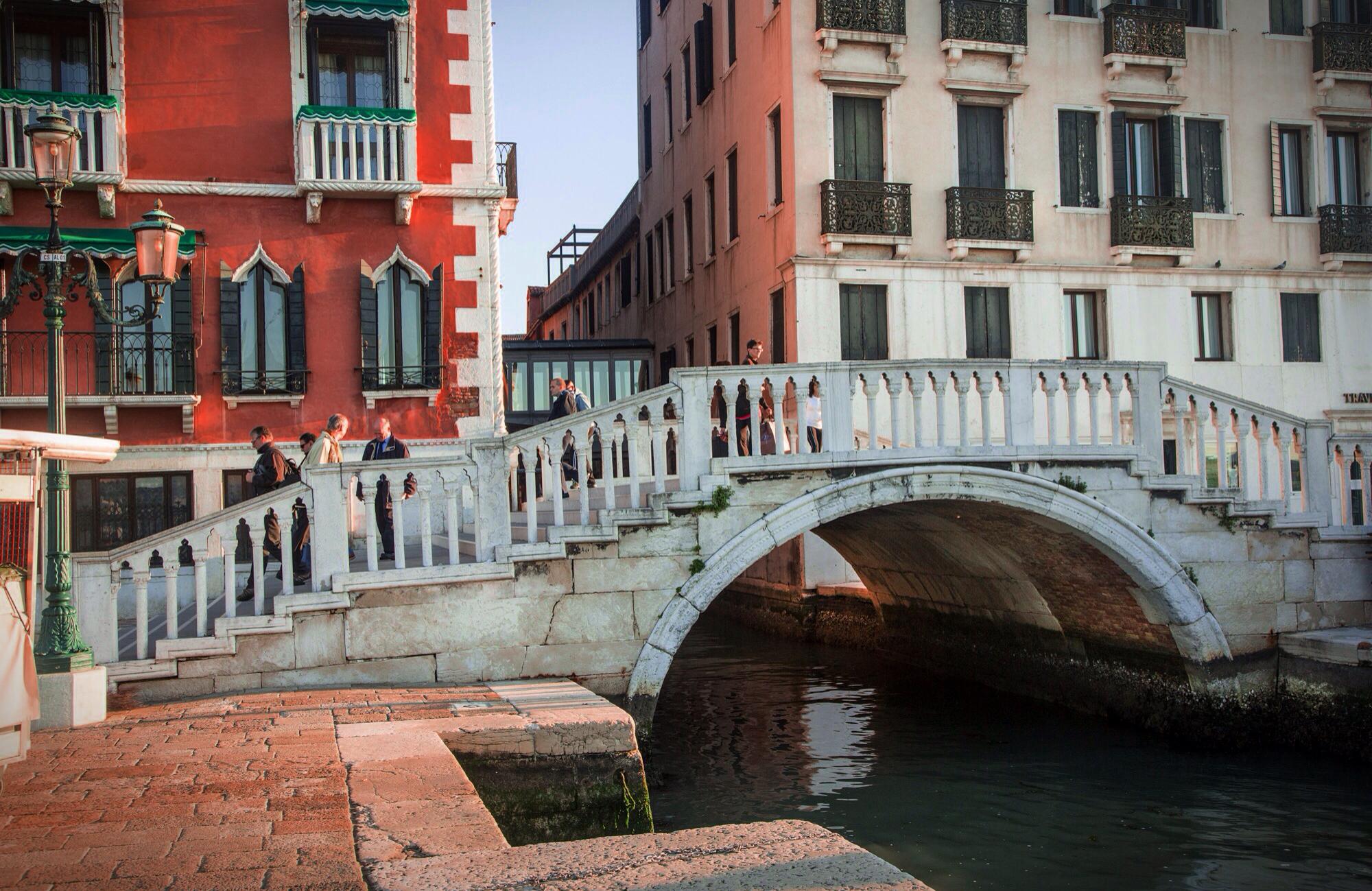 The Bridges Of Venice Bridge Four Ponte Del Vin