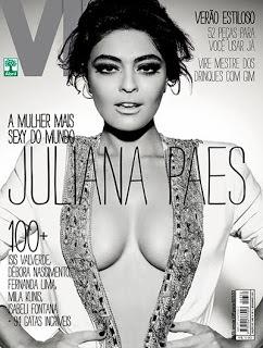 Revista VIP – Juliana Paes – Novembro 2012