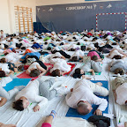 Благотворительный оздоровительный семинар по йоге