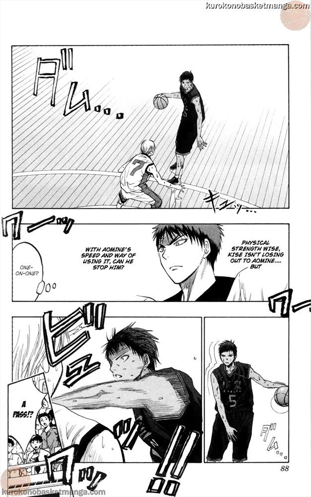 Kuroko no Basket Manga Chapter 65 - Image 02
