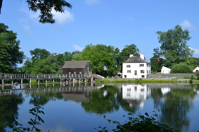 Особняк Филипсбург, Слипи Холлоу, Нью Йорк (Philipsburg Manor, Sleepy Hollow, NY)