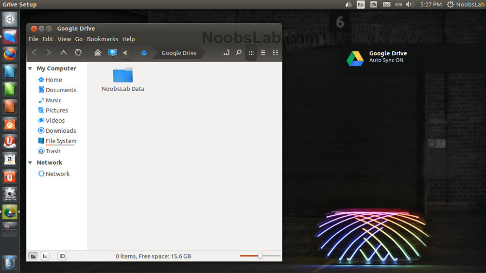 Unofficial Google Drive: Grive-Tools available for Ubuntu/Linux Mint