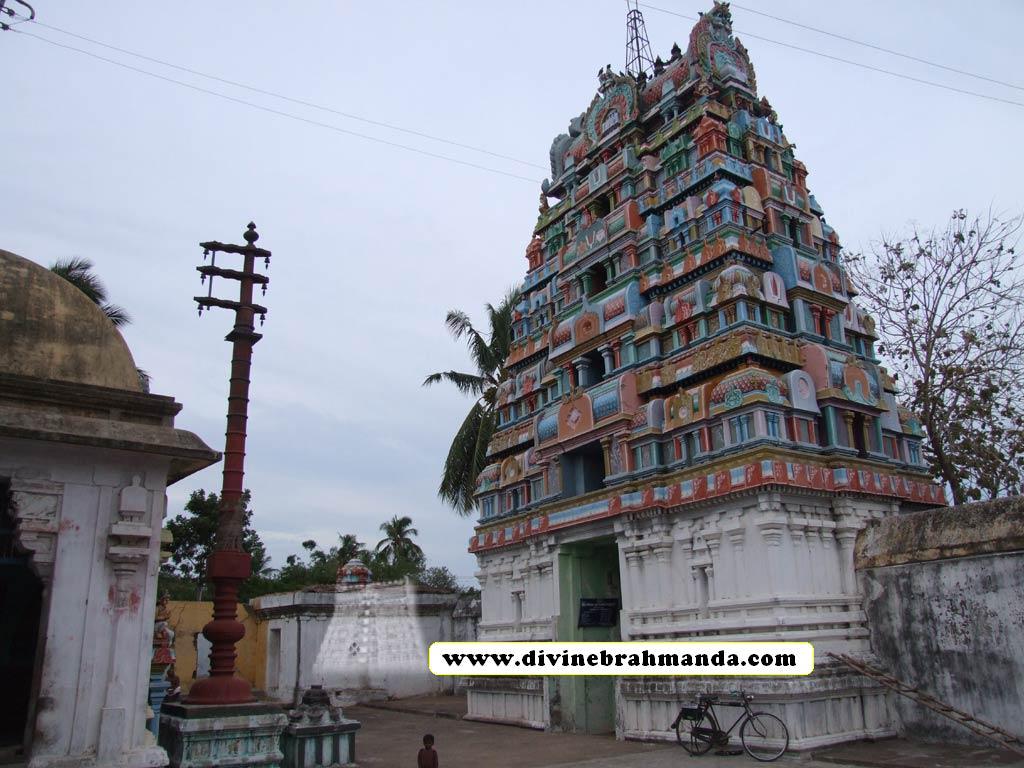 Sri Loganatha Perumal Temple (Thirukannangudi), Thanjavur - Divya Desam 25