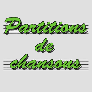 Who is Partitions de chansons?
