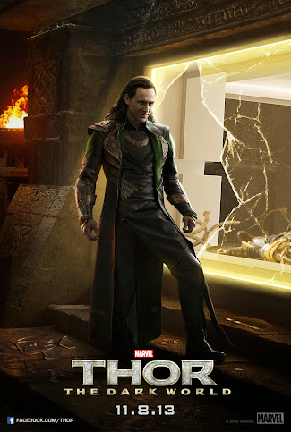 Win a Trip to Disneyland in the Thor Facebook Disneyland Sweepstakes #Loki #Thor #ThorDarkWorld