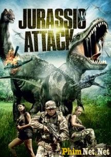 Phim Biệt Đội Diệt Khủng Long - Jurassic Attack
