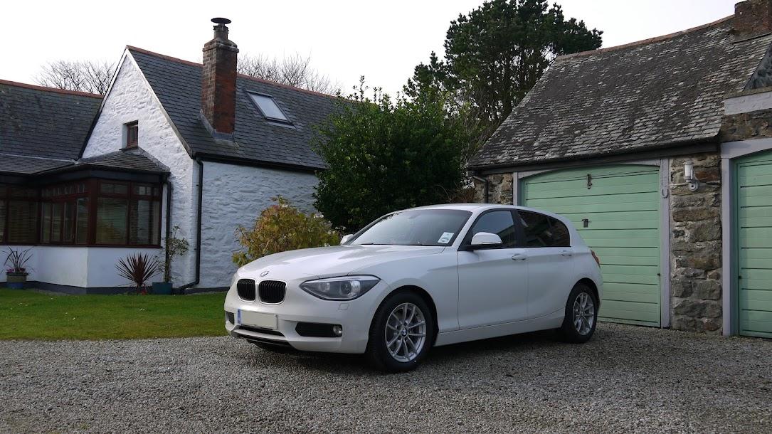 BMW 116de