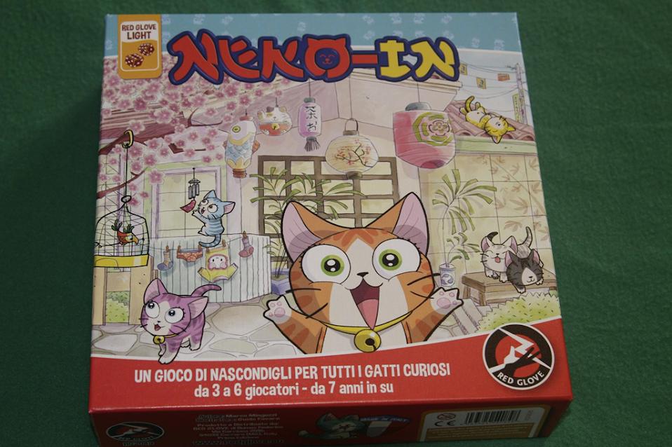 Neko-In, ovvero Gattini