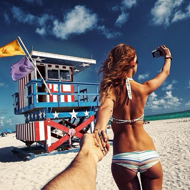 #執妳之手帶妳環遊全世界:以《Follow me》為主題拍出創意旅行照 19