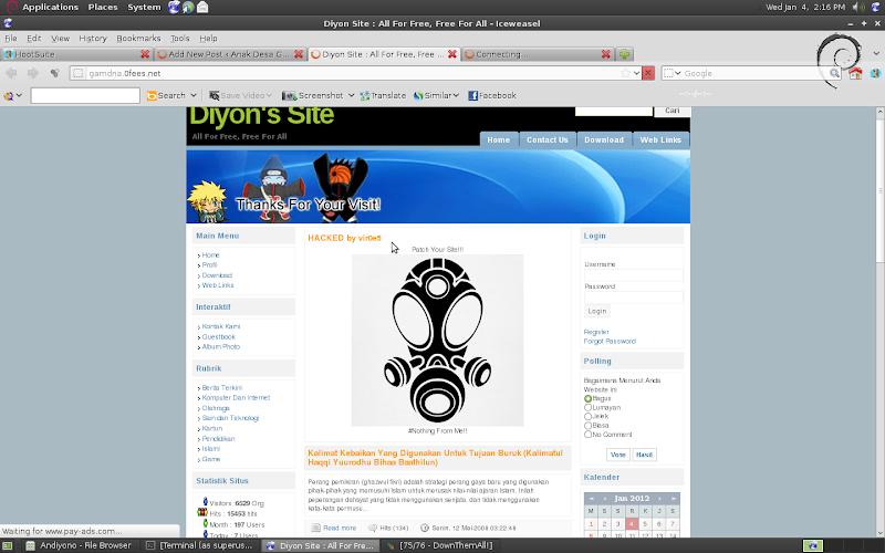 Webku ke Hack