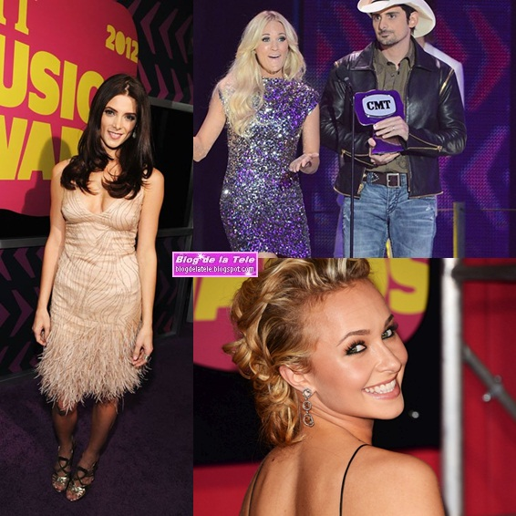 blog de la tele fotos cmt music awards 2012 ganadores. Black Bedroom Furniture Sets. Home Design Ideas