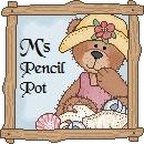 M's Pencil Pot