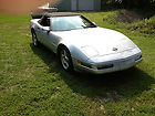 1996 Chevrolet Corvette Collector's Edition Convertible 2-Door 5.7L