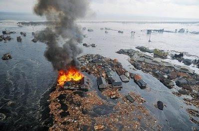Sendai Tsunami