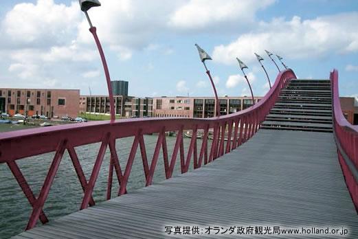 ピトン橋(アムステルダム)/イメージ