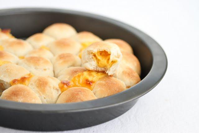 Nacho Cheese Bites