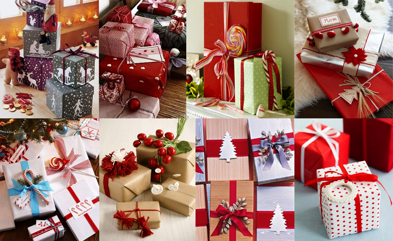 Creative, Cool and Personalized Christmas Gift Wrapping Ideas