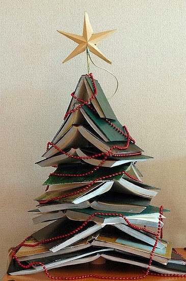 books Christmas trees