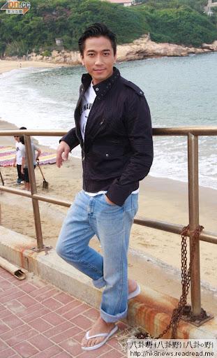 吳卓羲自言現實生活他並不浪漫,要向編劇偷師。