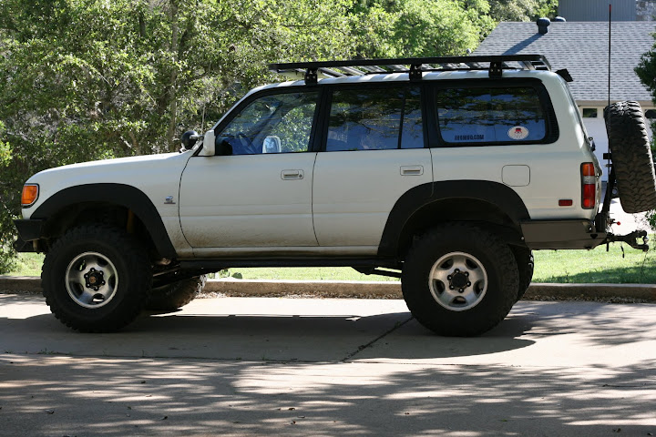 K9 Roof Rack On Fj Cruiser