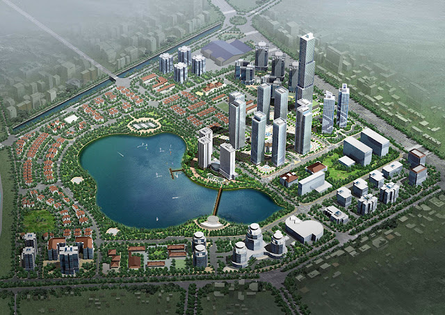 Dự án An Bình City- Thành phố giao lưu