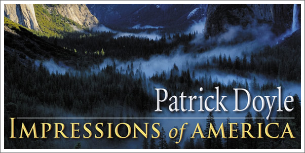 Impressions of America by Patrick Doyle - Review