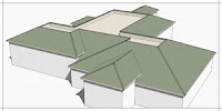 Instant Roof Sketchup Plugin