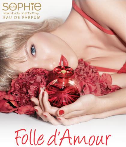 nước hoa folle d'Amour - PMIF2