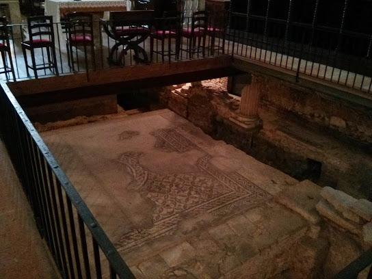 Pavimento villa romana