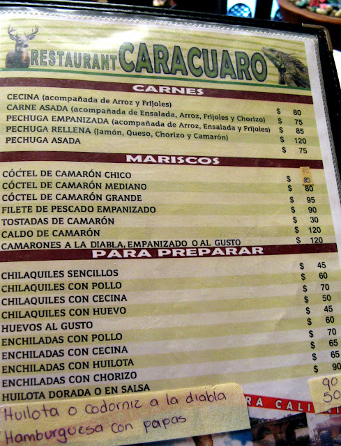 Restaurante Caracuaro, Morelia IMG_3028