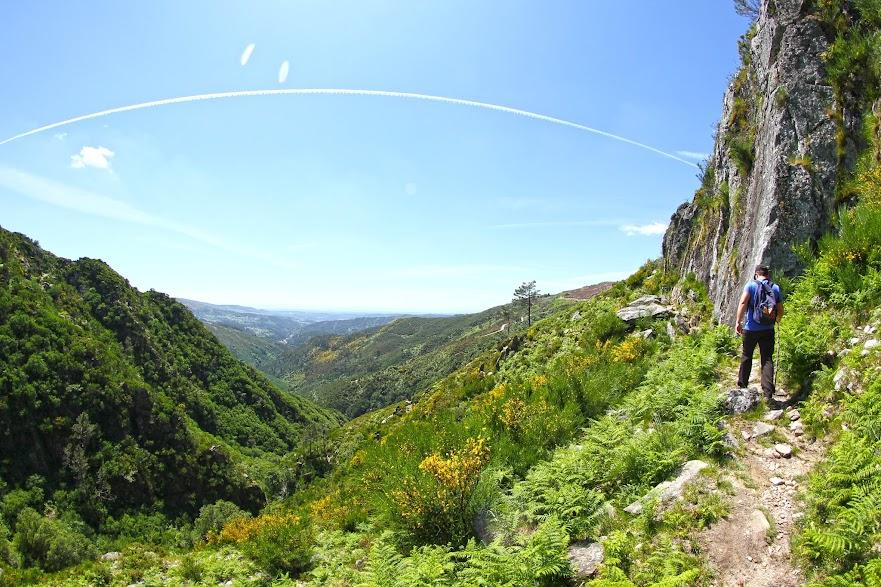 Trilho da Frecha da Mizarela (PR7) na Serra da Freita | Portugal