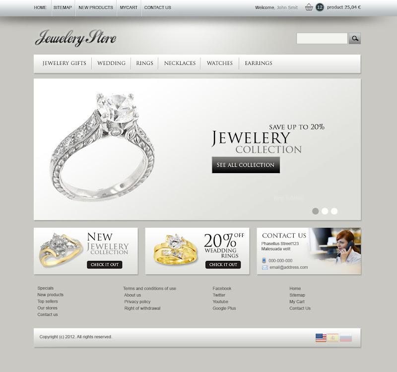 Jewelery Template