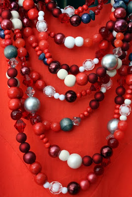 Necklaces in Egality shop in Parkhurst Johannesburg