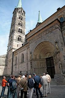 Das Fürstenportal des Bamberger Kaiserdoms -  Einmaliges Zeugnis gotischer Kunst