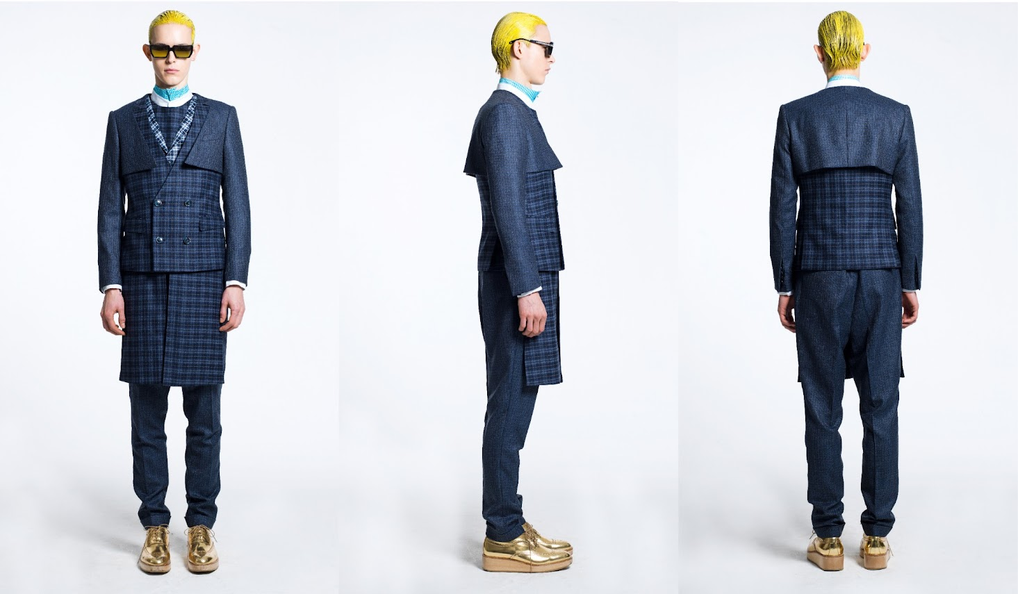 *華人設計新指標Six Lee的2013AW:將貴族古典剪裁活用於未來時裝! 7