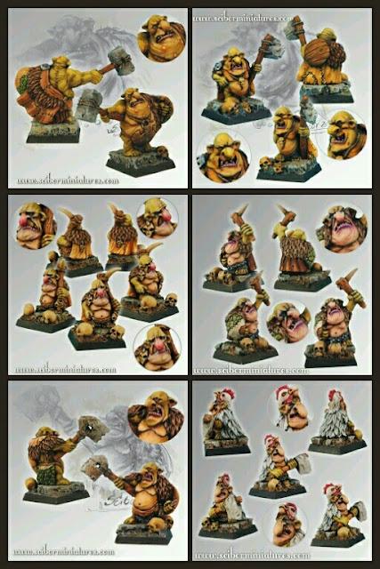 Goblins Scibor Miniatures
