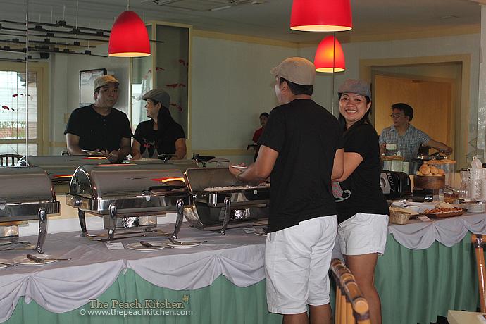 Breakfast at Thunderbird Resorts | www.thepeachkitchen.com