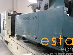Niigata MD450S-IV (2004) Electric Injection Moulding Machine