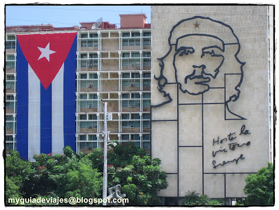 plaza revolucion cuba