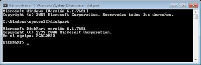 Método manual para meter Windows 7 en un pendrive